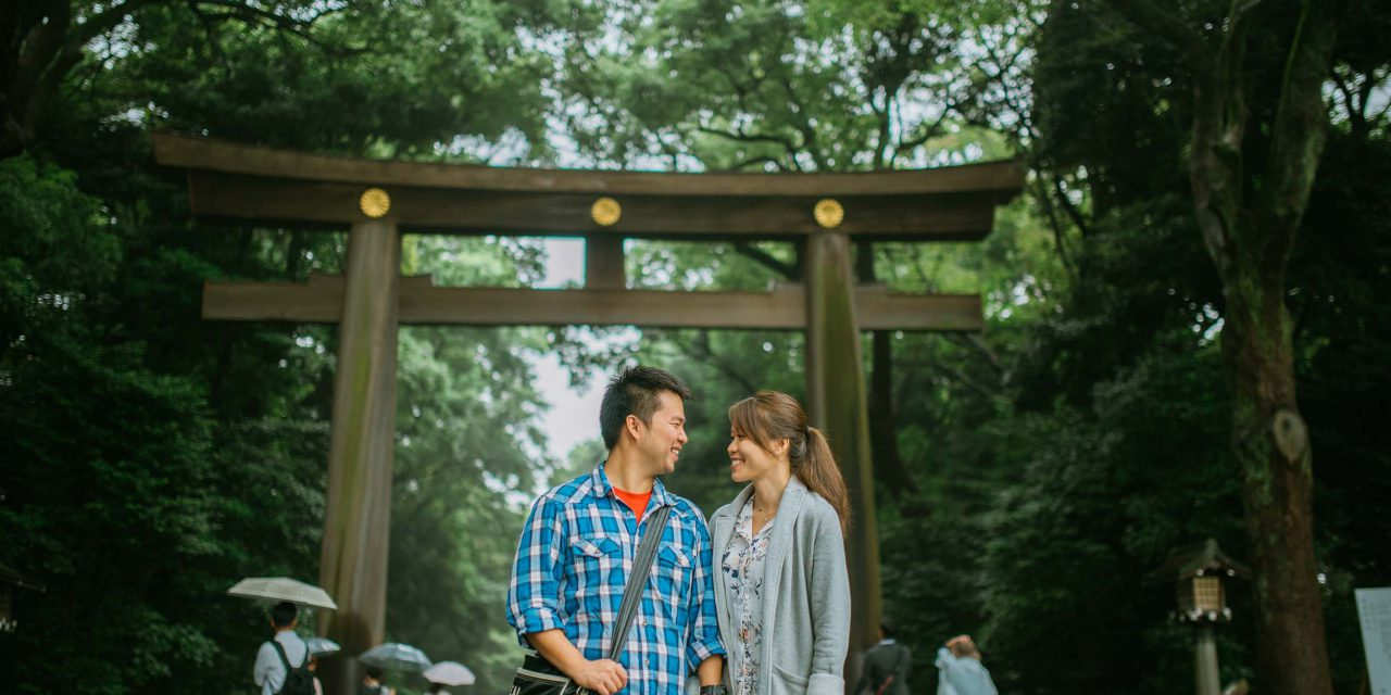 An Adventurous Honeymoon Exploring Tokyo and Seoul