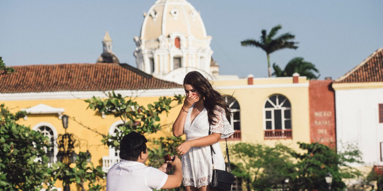 Our Favourite January Proposal Moments