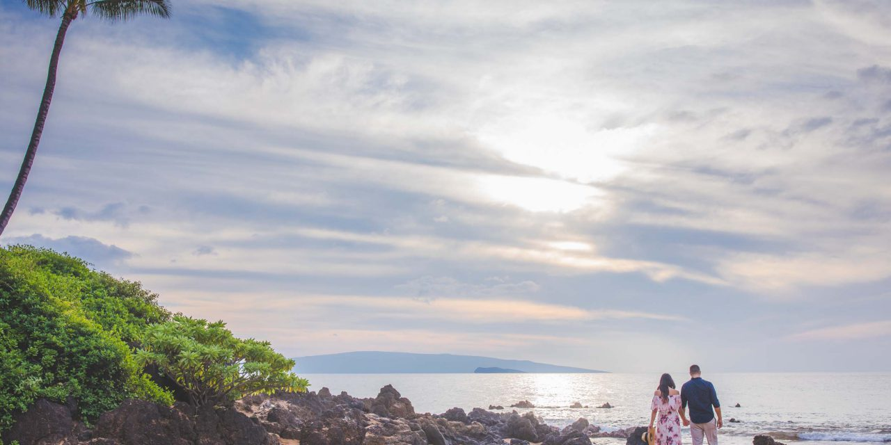 A Maui Honeymoon With More Than One Reason to Celebrate