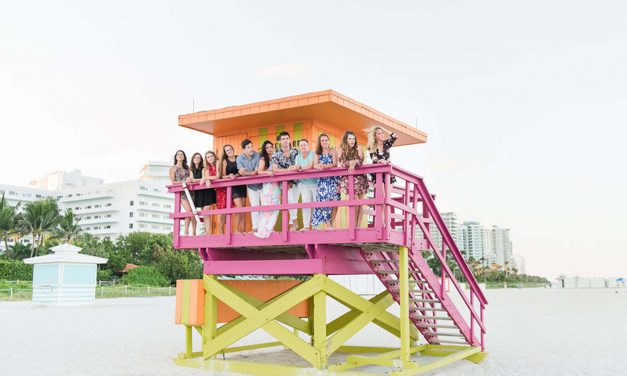 A Miami Beach Bachelorette Party