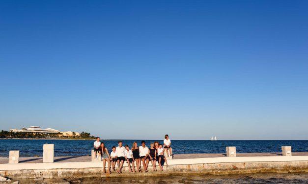 A 70th Birthday Celebration in Playa del Carmen