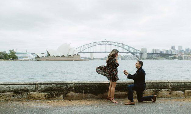 A Stunning Sydney Proposal