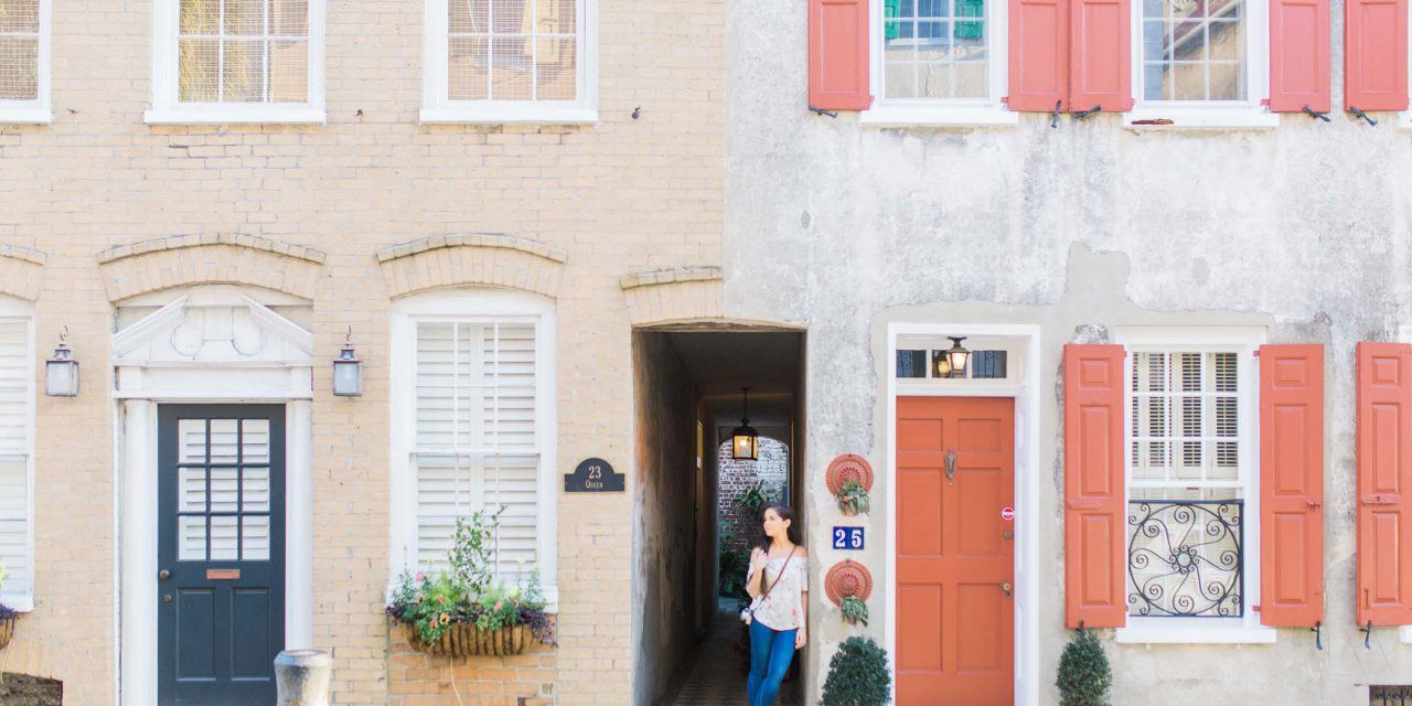 Dame Traveler's Guide to Charleston