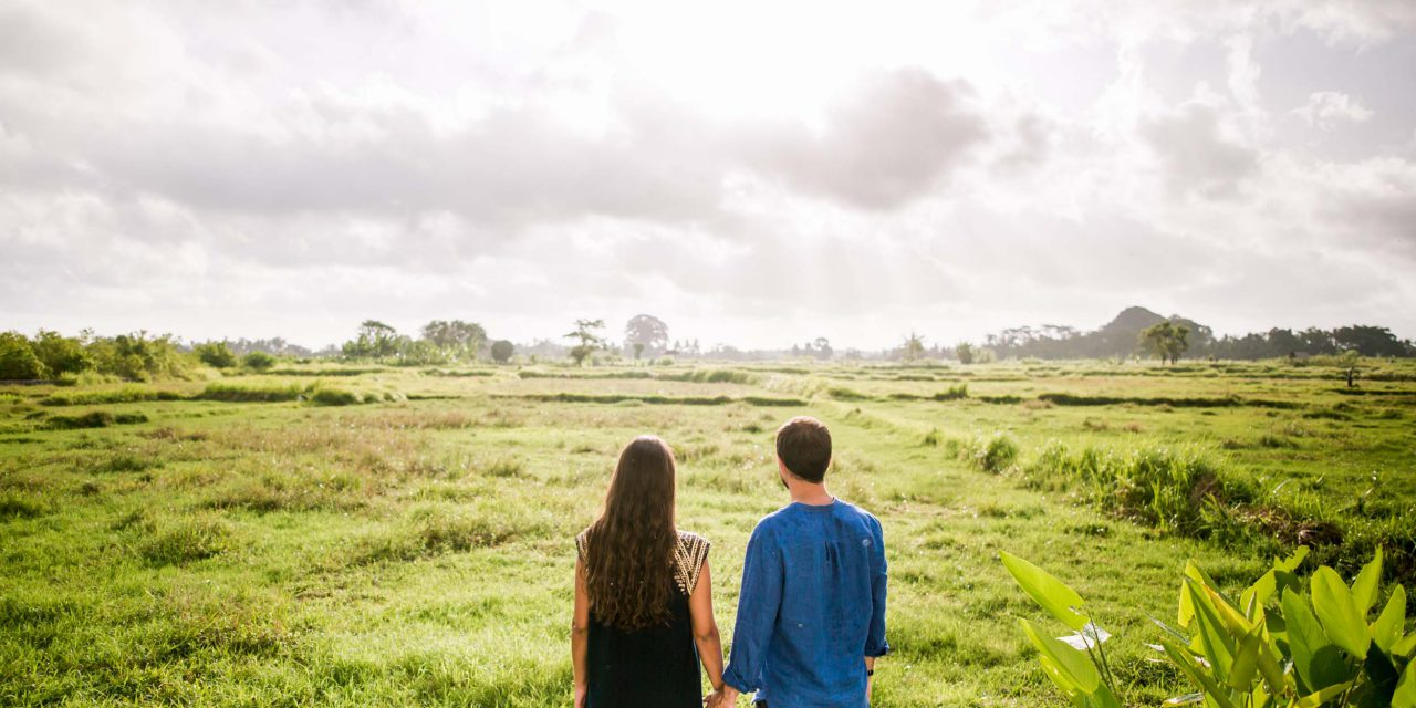 A Newlywed Honeymoon Adventure in Bali