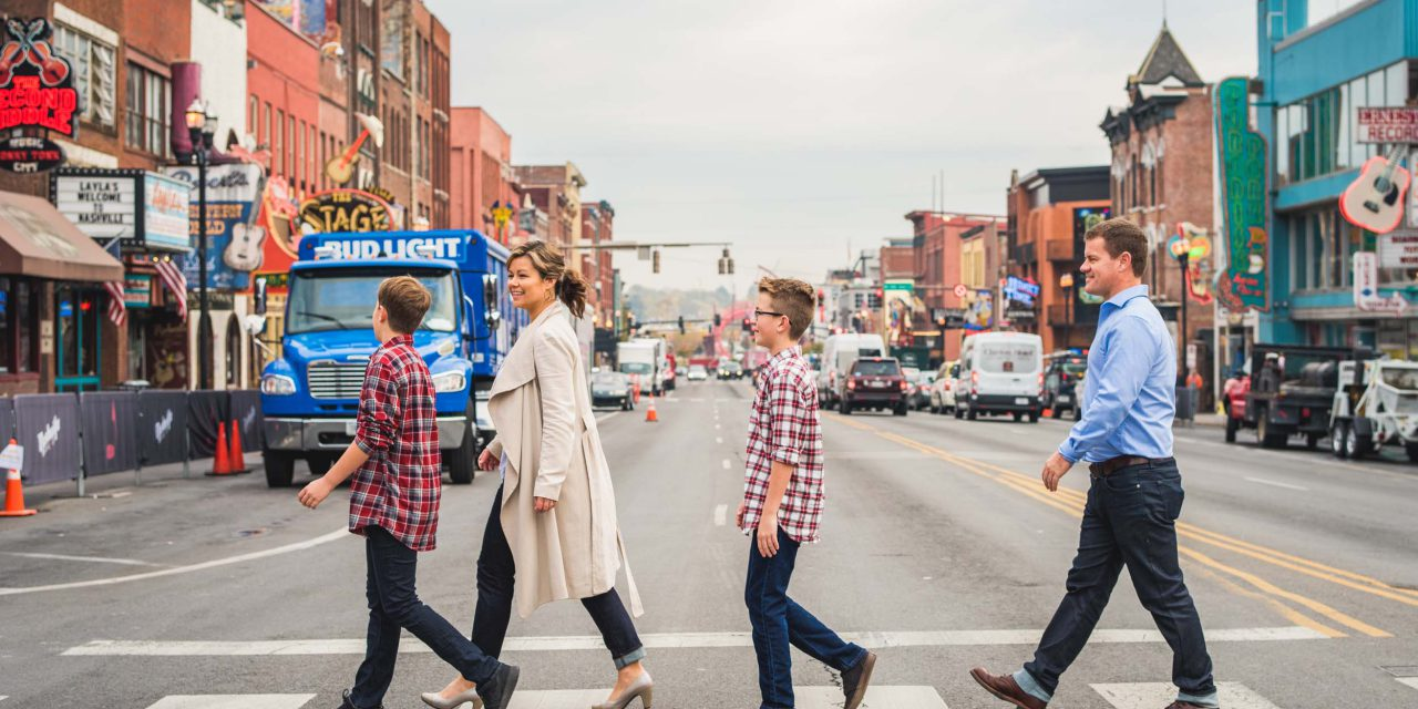 Top 3 Things to Do With Your Family in Nashville