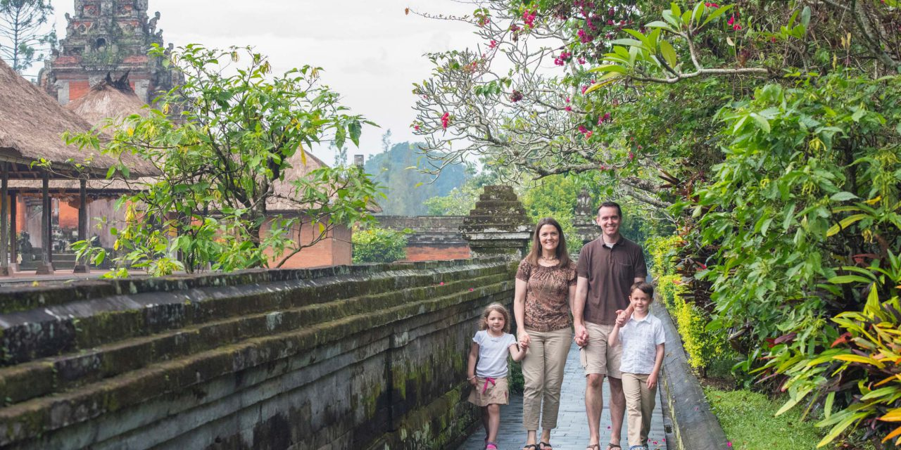 The Essential Guide to Family Travel in Bali