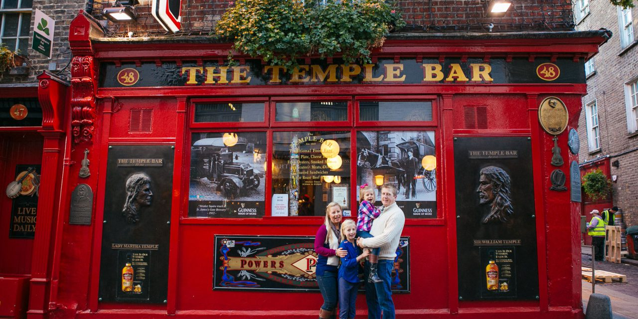 How One Family Planned the Perfect Kid-Friendly Dublin Tour