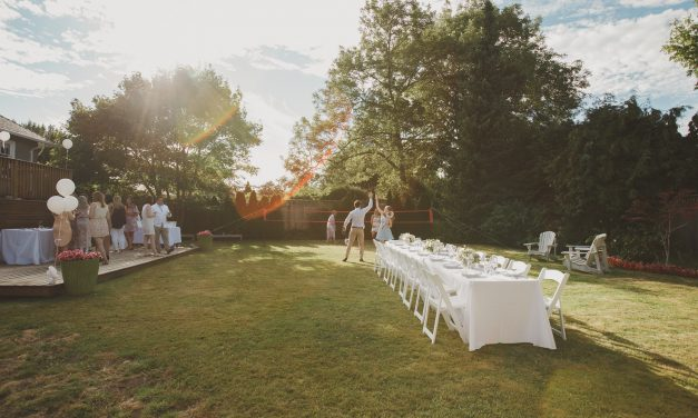 Flytographer's First Annual Garden Party