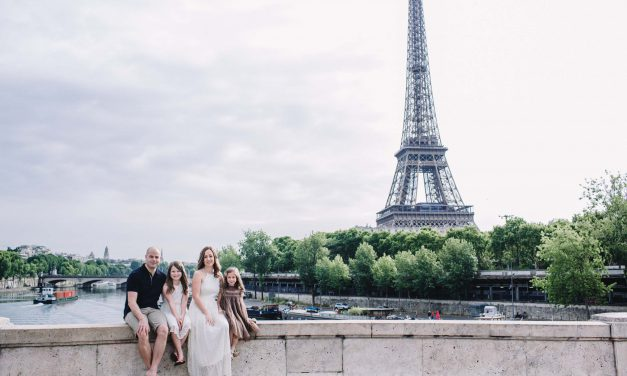 A Double Birthday Dream Comes True in Paris