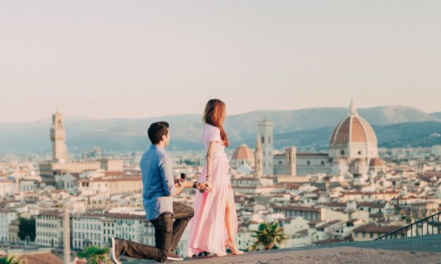 Top 10 Cities to Propose in Europe