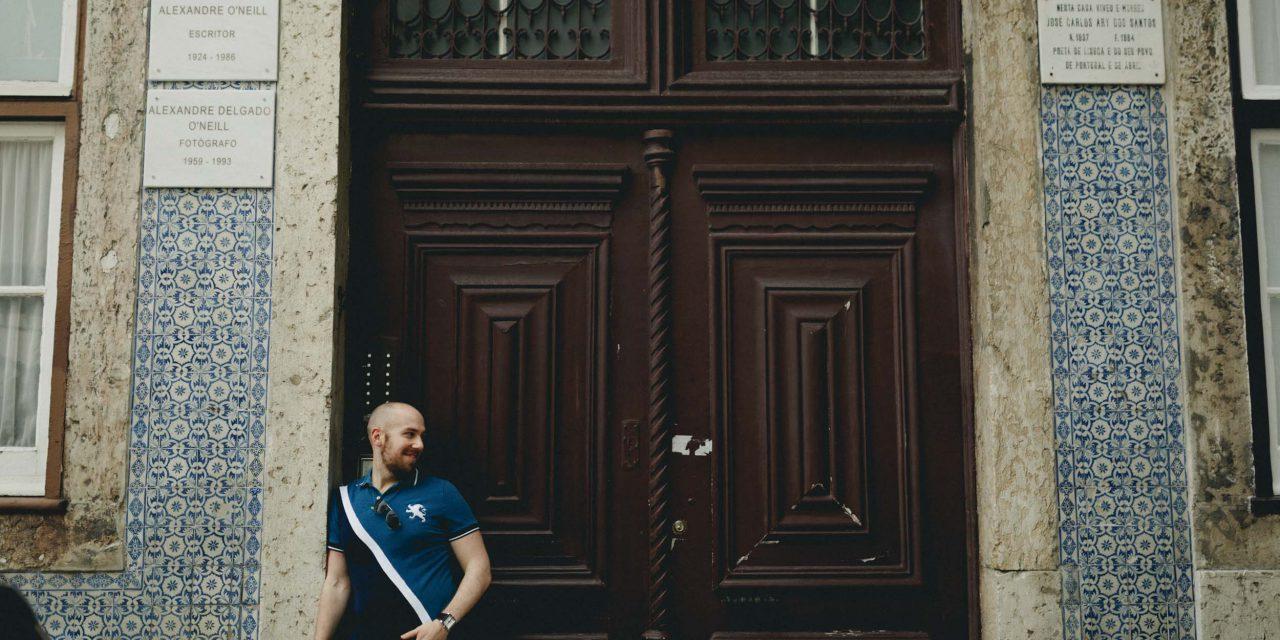 Traveller of the Week: Paul Sayegh