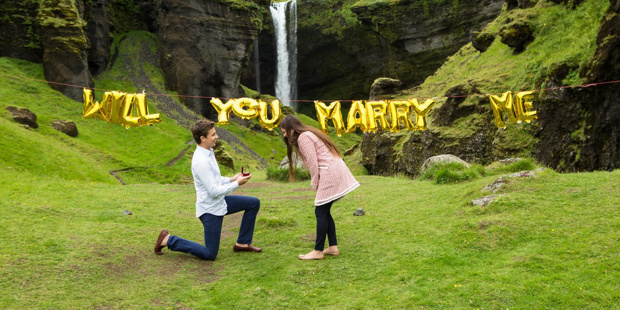 The 10 Most Epic Proposals From Around The World in 2017