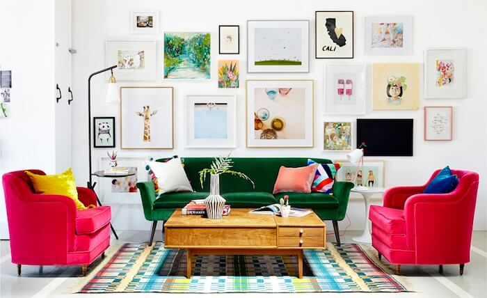 25 of the Best Gallery Walls to Get Your Creative Juices Flowing