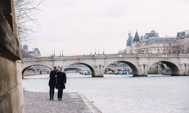 A Romantic Honeymoon Getaway to Paris
