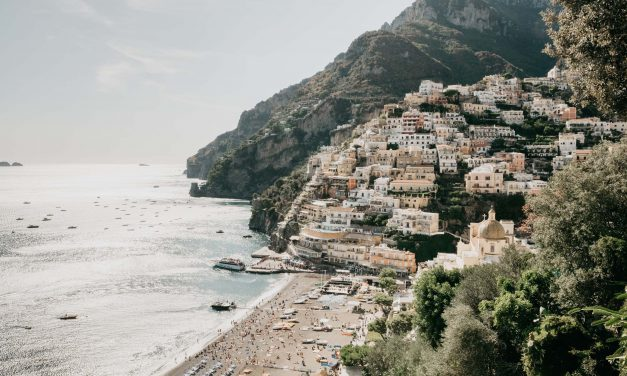 Best Places to Take Photos on the Amalfi Coast