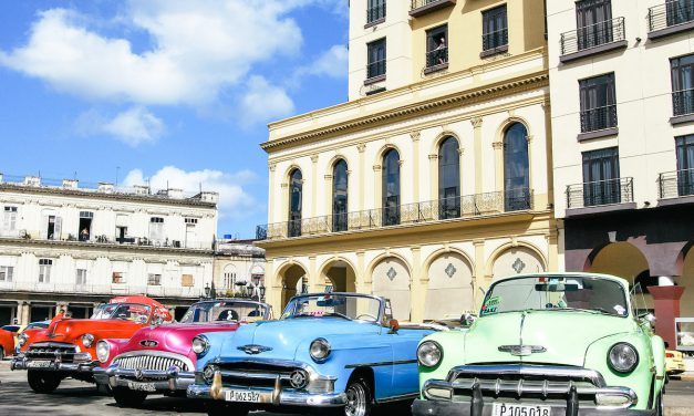 Flytographer Launches in Havana, Cuba