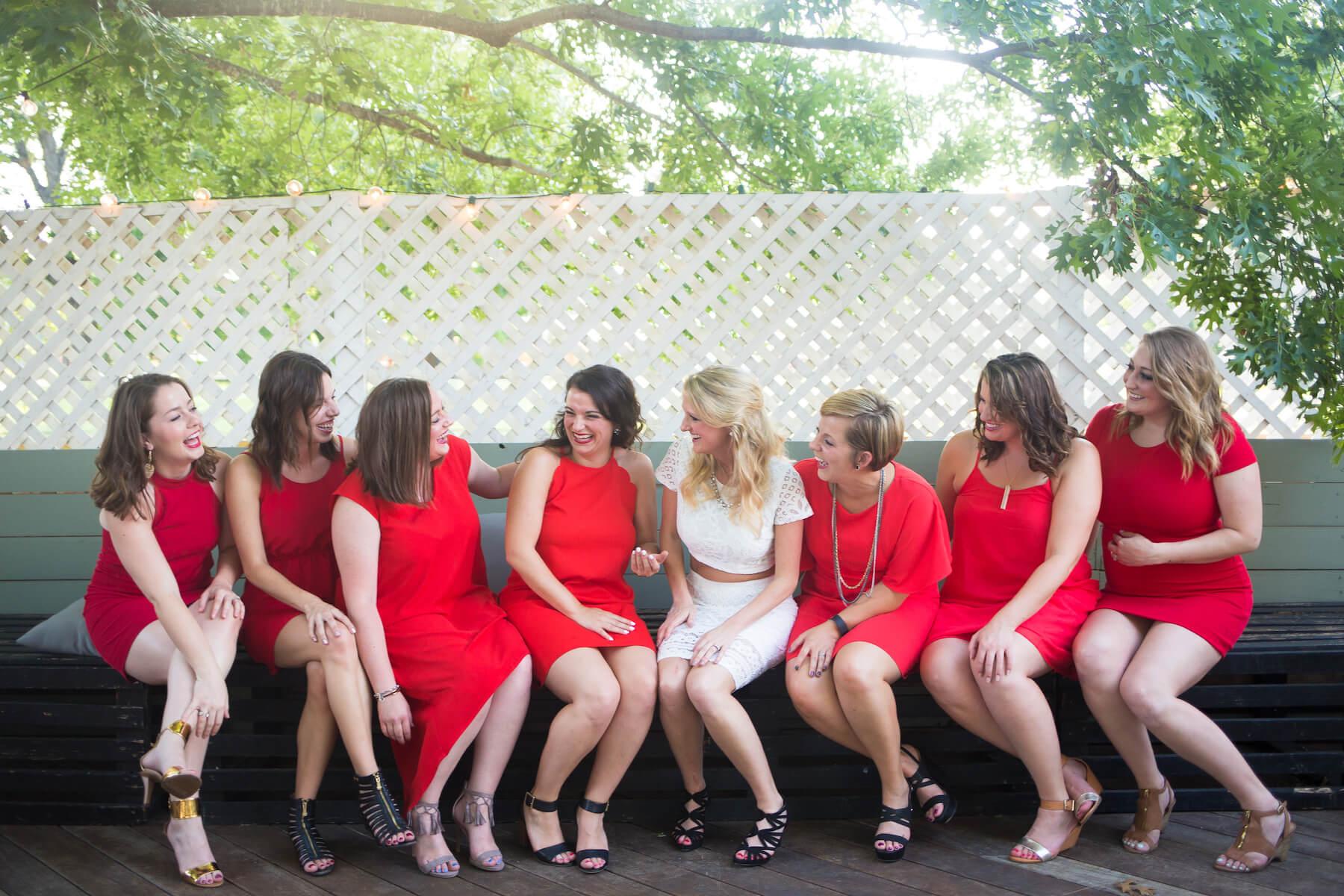 bachelorettes in Austin, Texas
