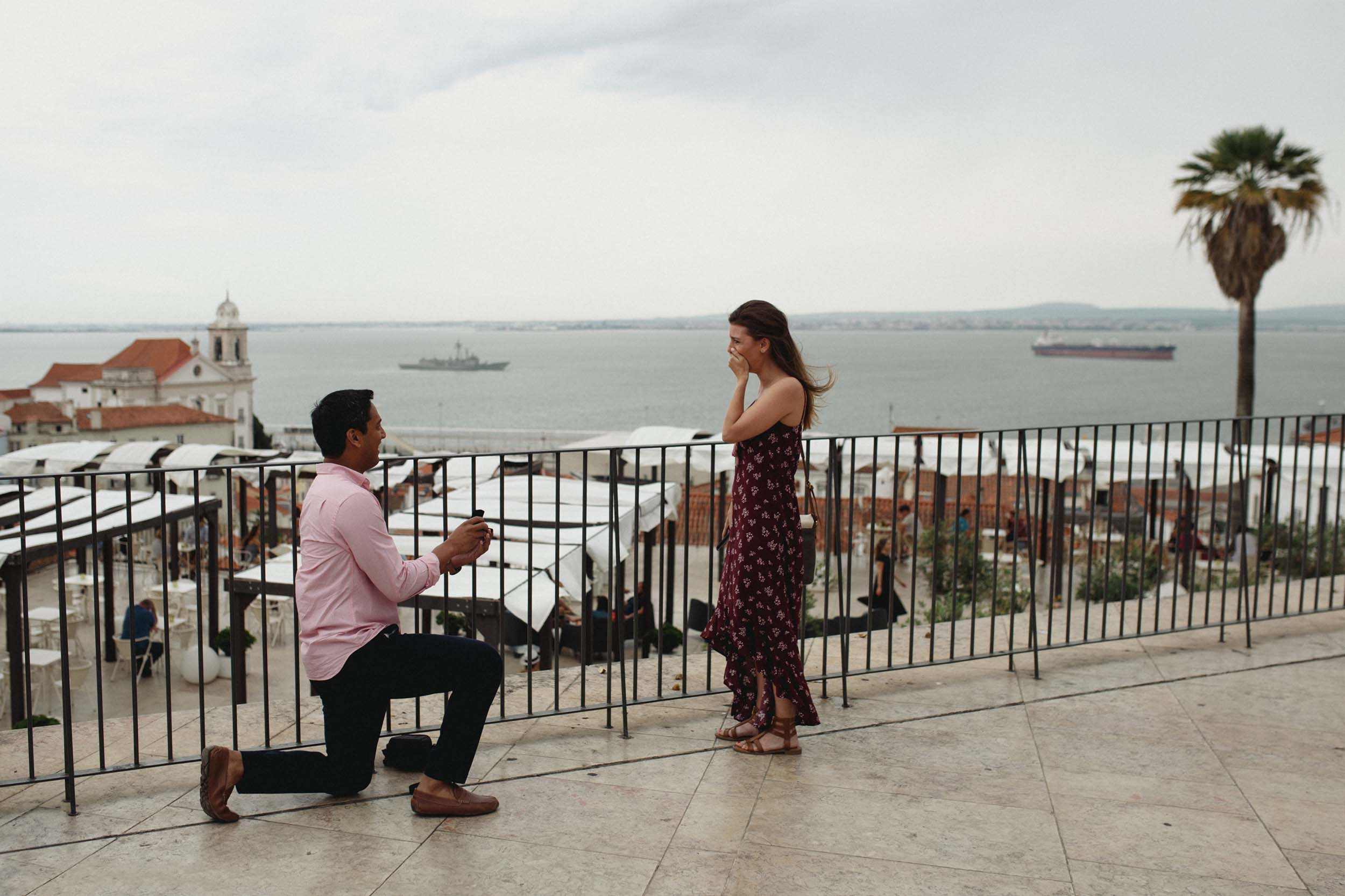 How to Pull Off a Destination Proposal Full of Amazing Surprises – Warning Tissues Needed