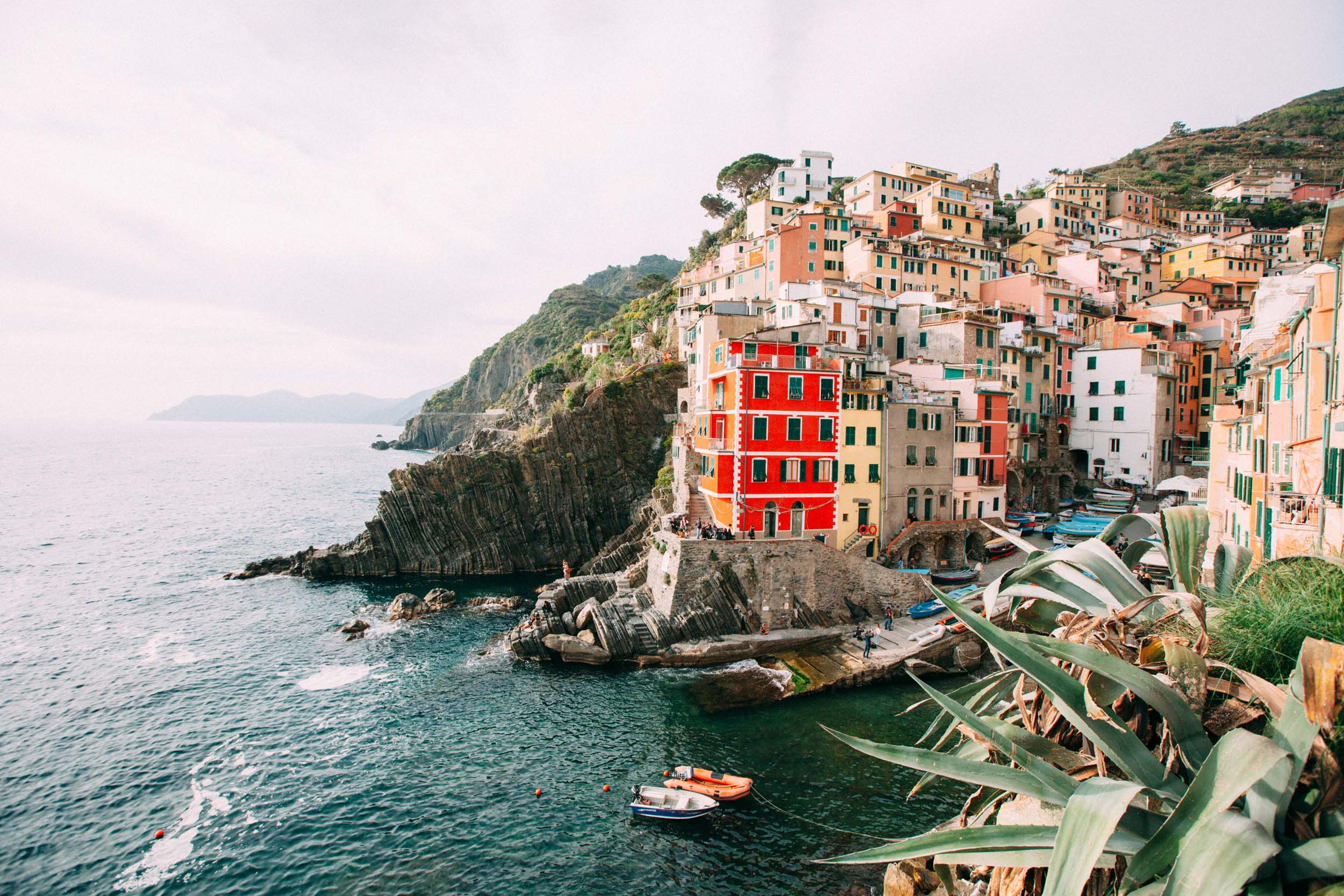 Flytographer Gaia's Local Guide to Cinque Terre