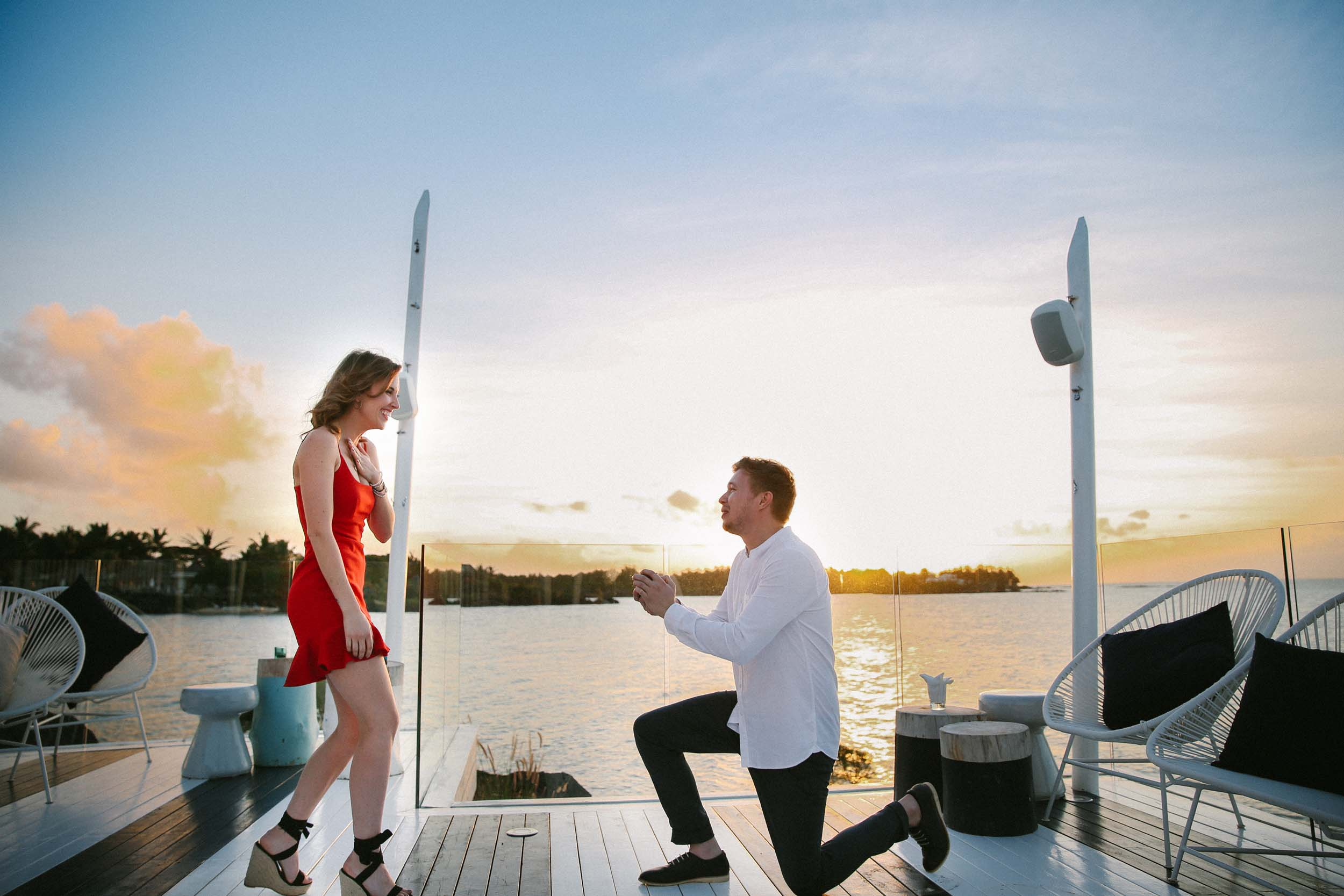 How to Plan a Proposal in Paradise