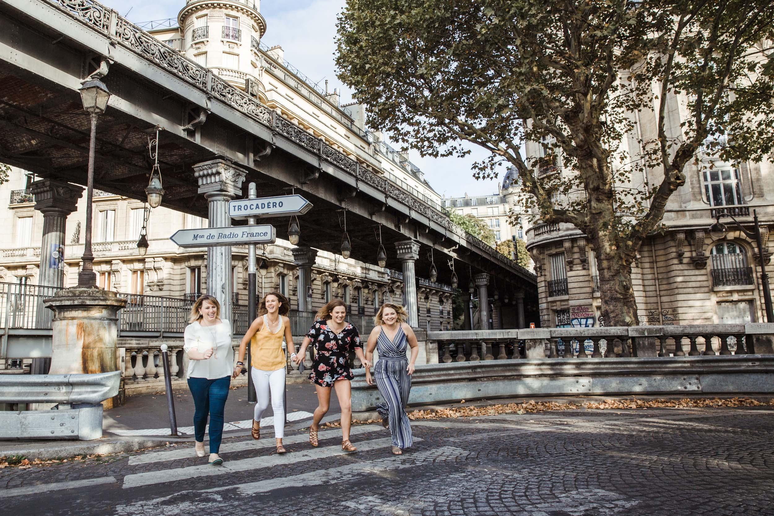 Sisters Bond Over the Magic of Travel in Paris