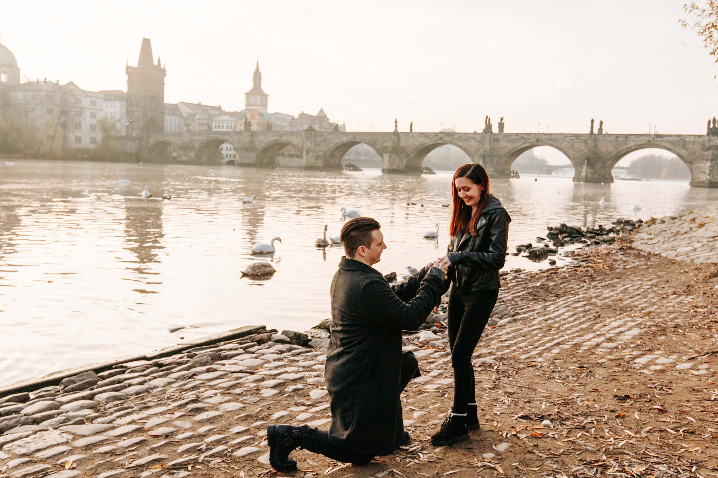 Your Bucket List Destination Can (and Should) Be Where You Propose