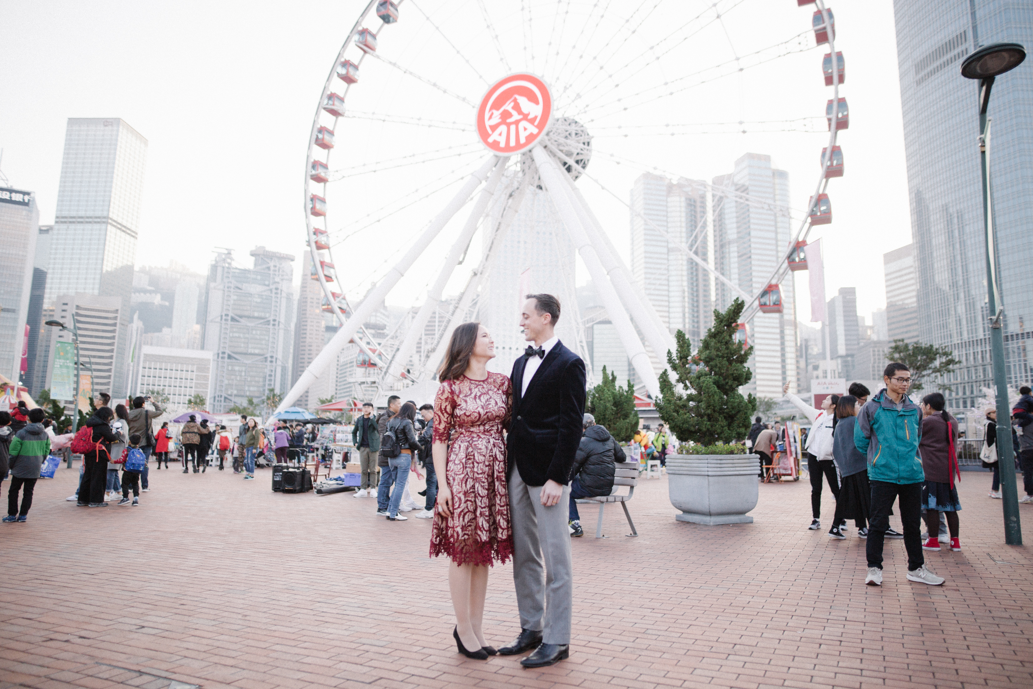 (Photo: Flytographer Chris in Hong Kong)