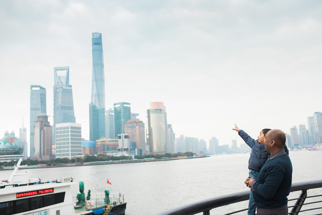 (Photo: Flytographer Eric in Shanghai)