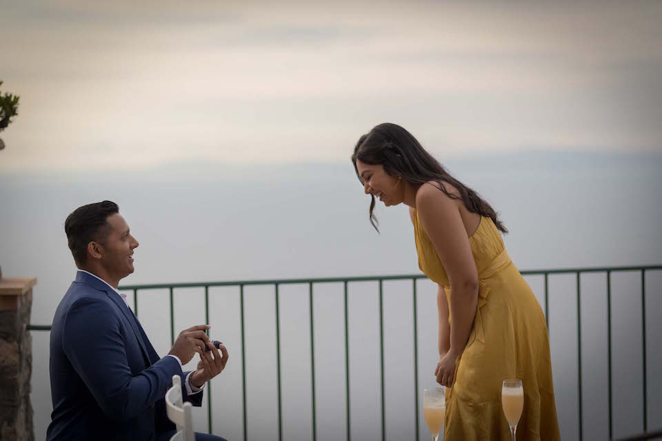 When It Comes to Proposal Locations, Dream Big