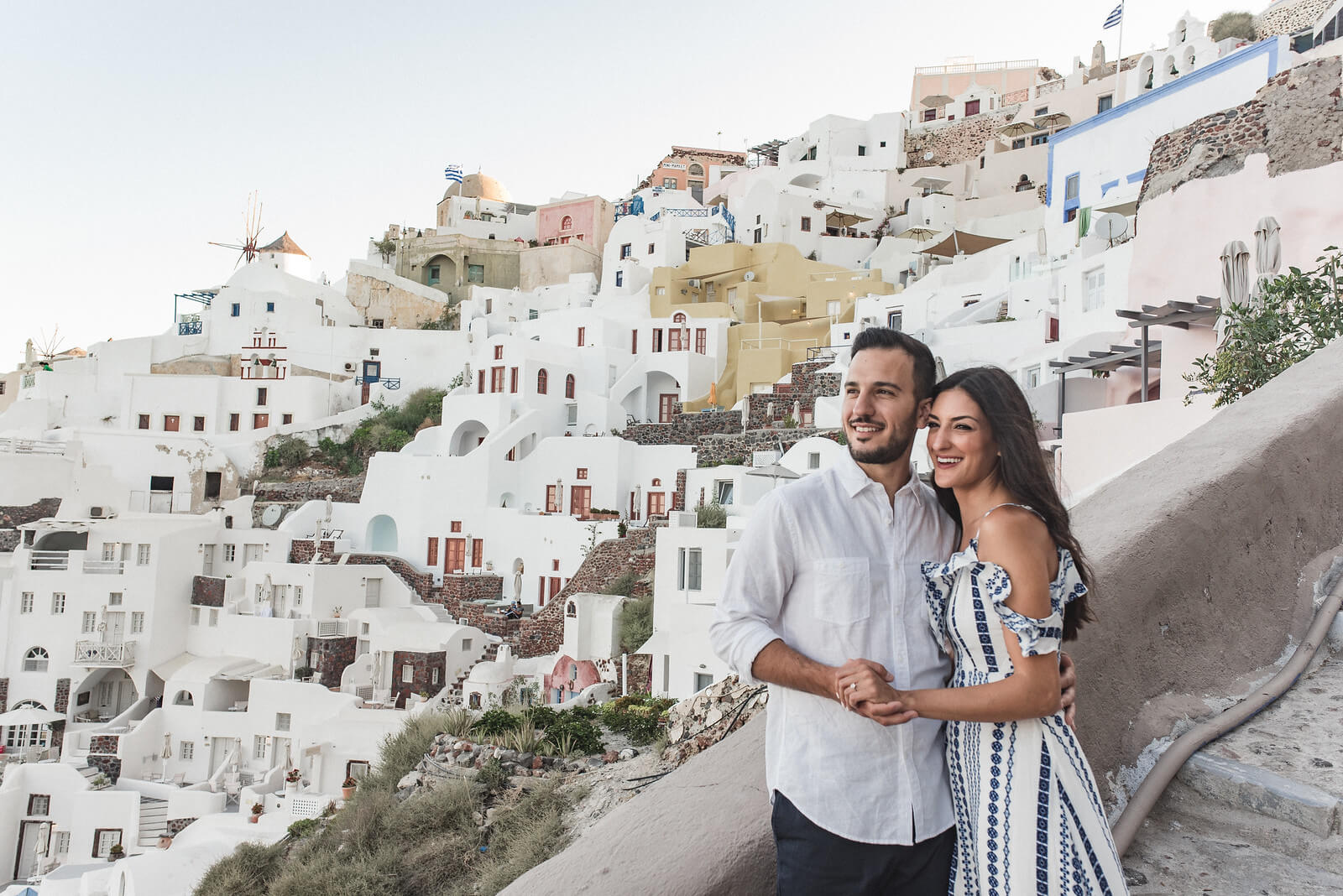 Why Santorini Is Our Favourite Proposal Destination of 2019