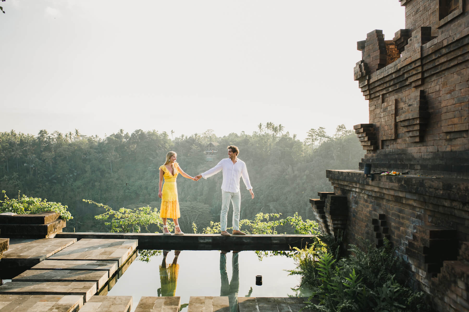How To Convince Your Partner To Do A Flytographer Shoot