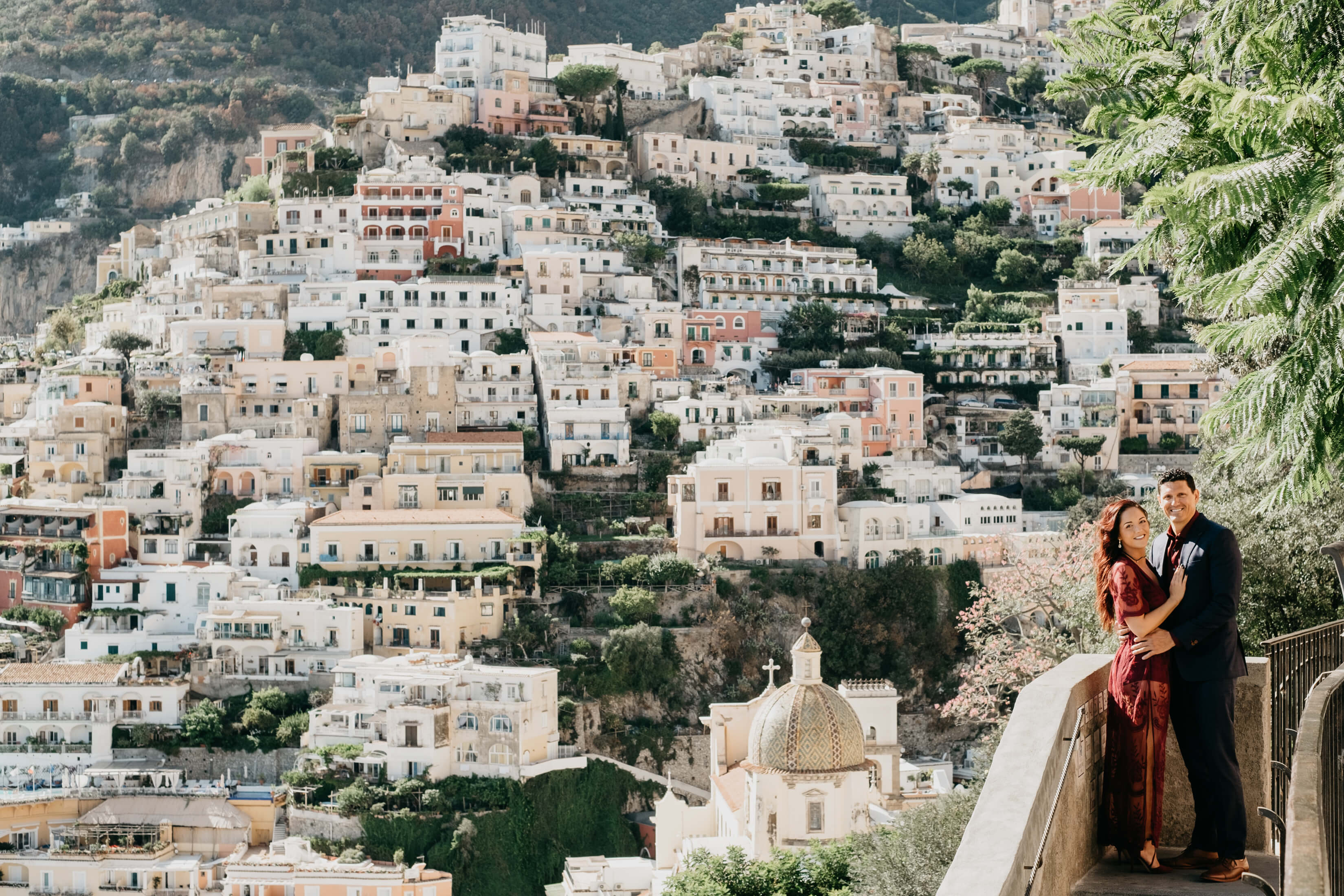 Best Places to Take Instagram Photos in Positano