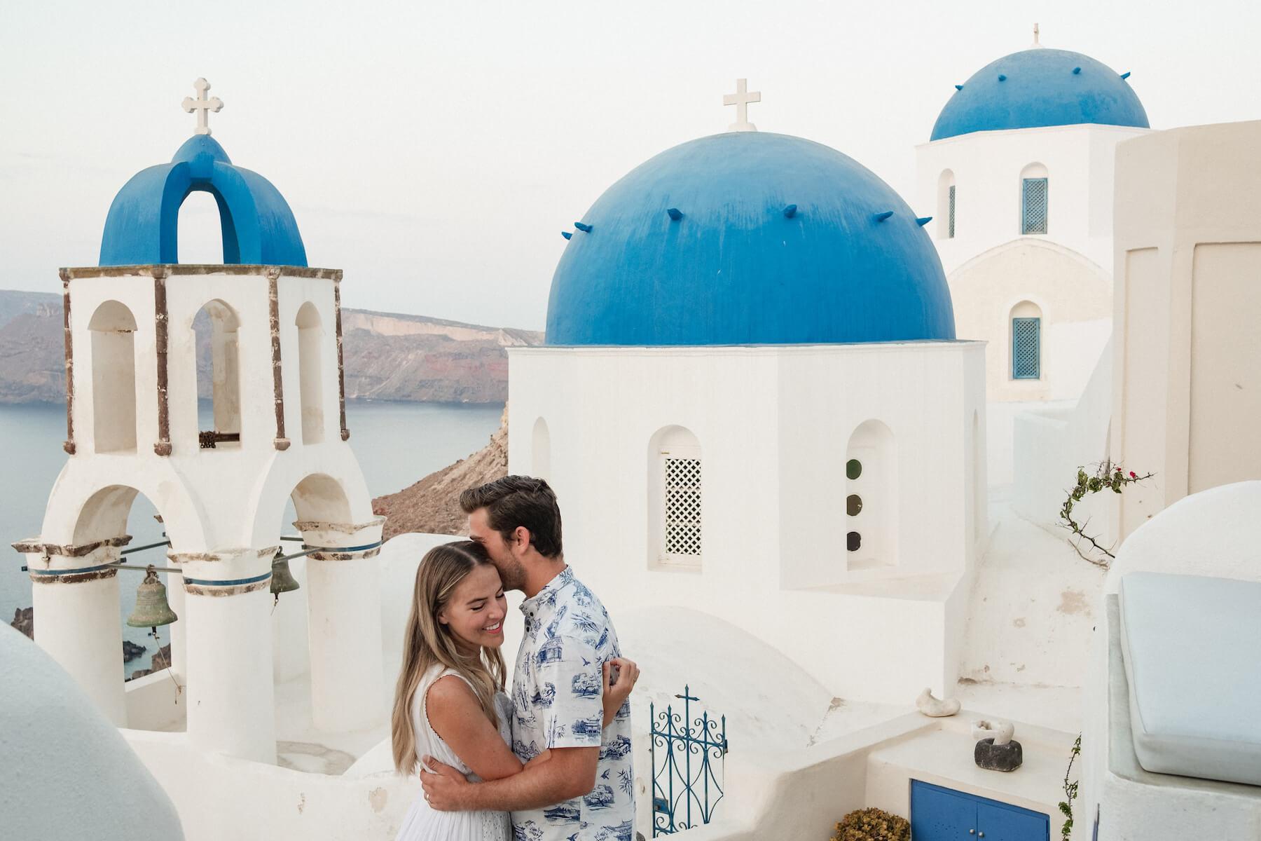 Best Villages in Santorini