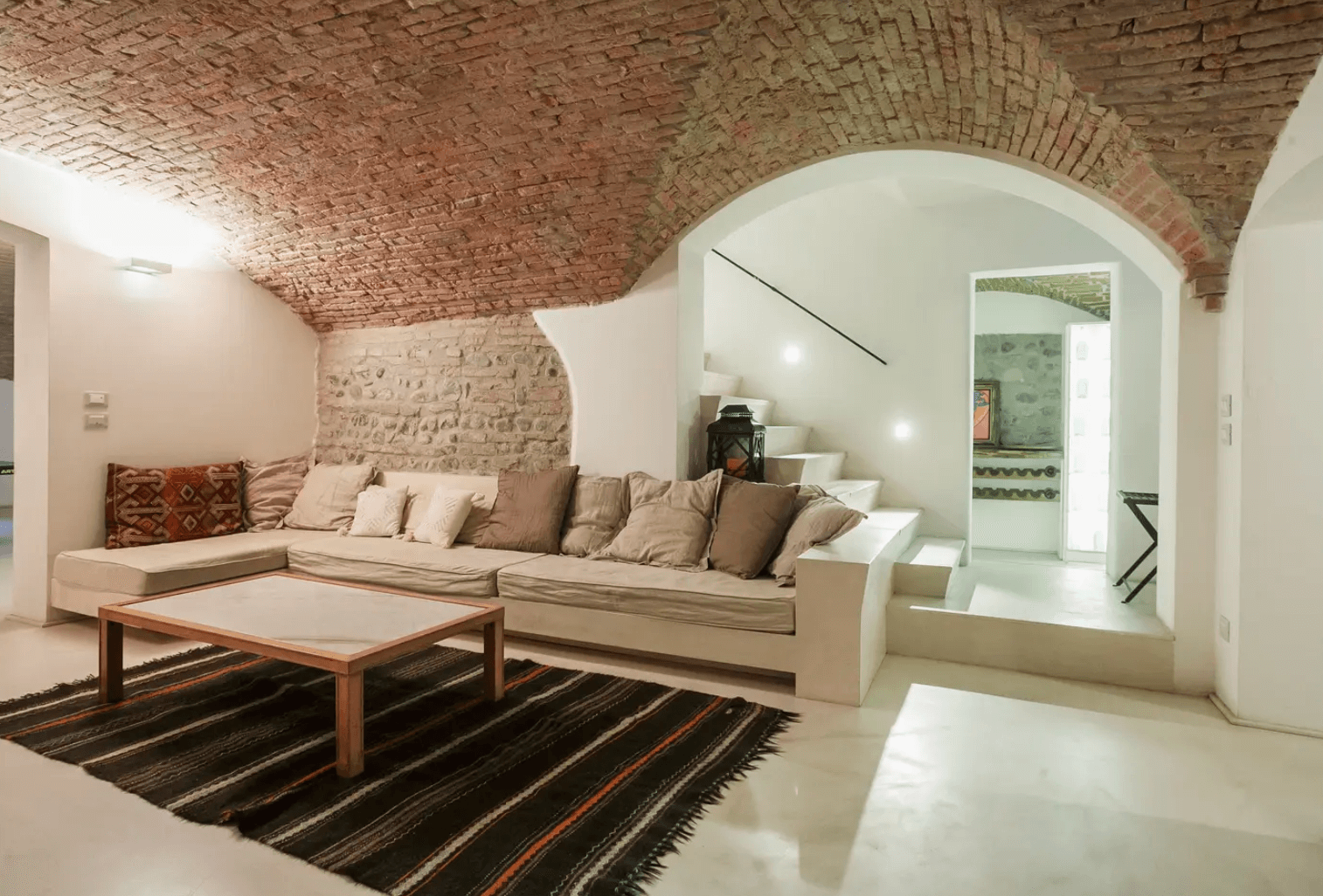 an image of a bedroom of an airbnb in Bologna, Italy