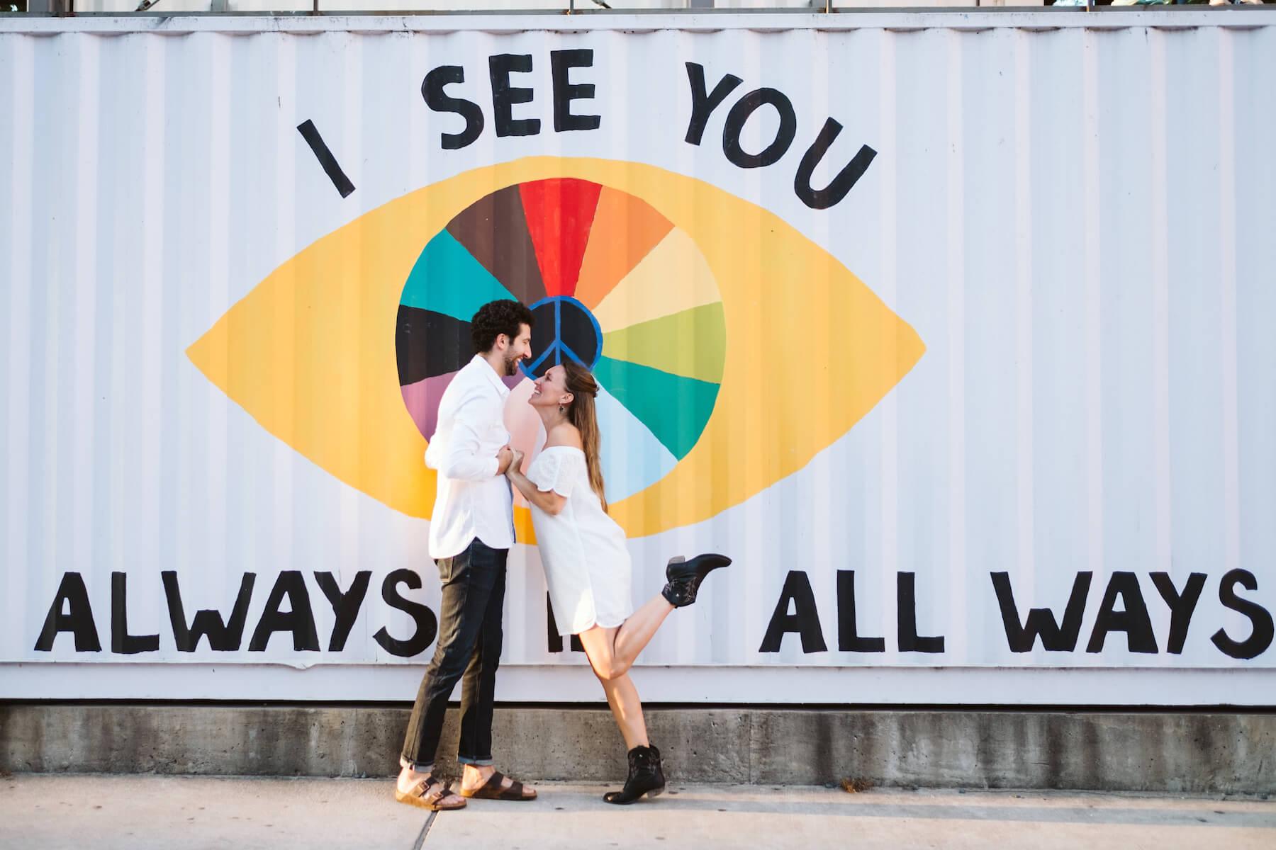 Couples trip in Austin, Texas