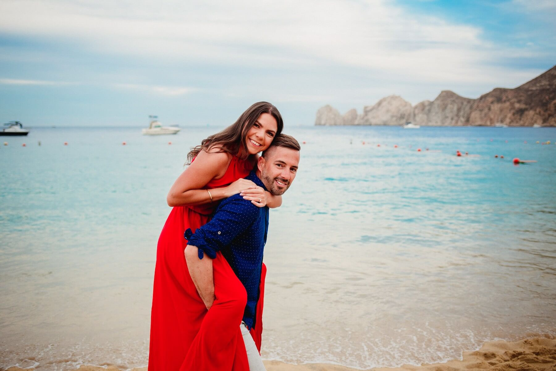 Couples trip in Cabo San Lucas, Mexico