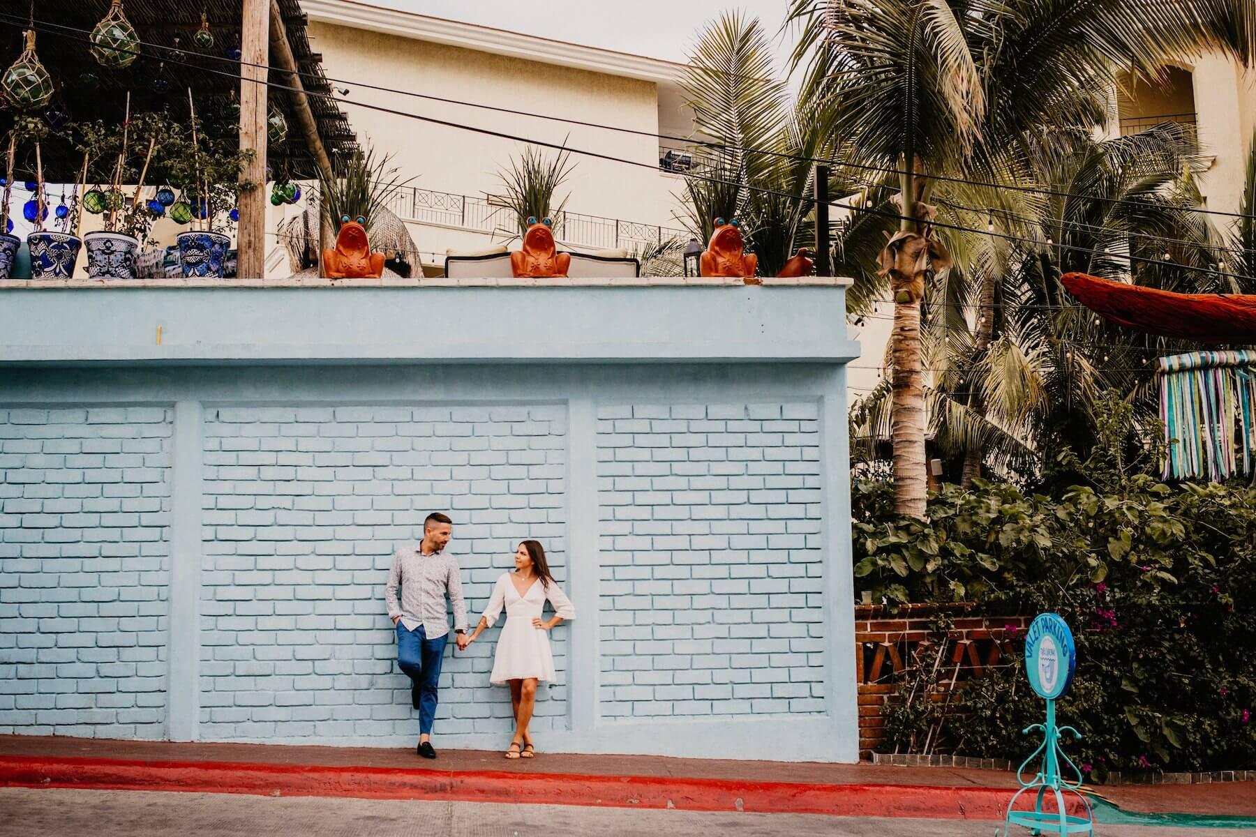 Couples trip in Cabo San Lucas, Mexico