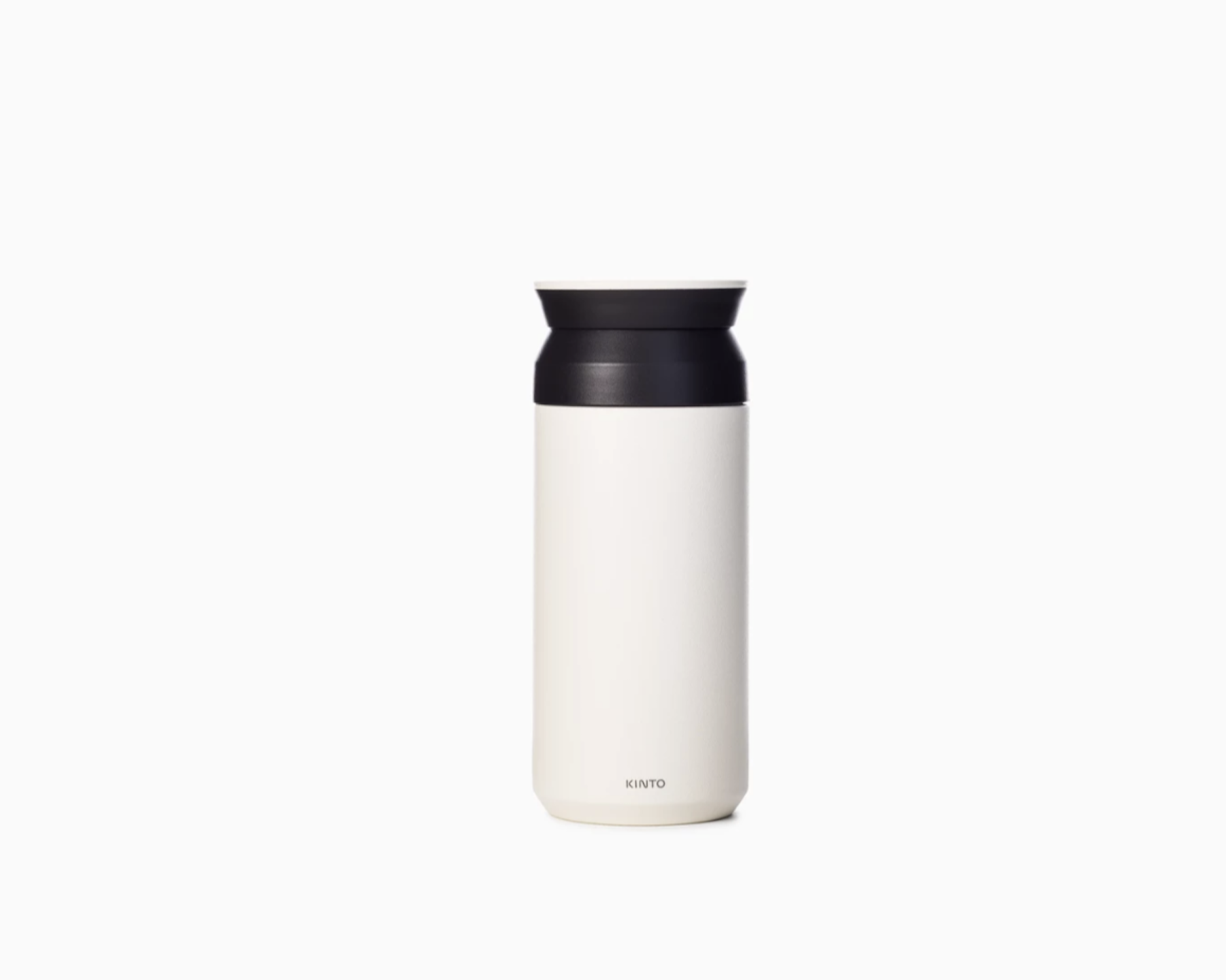 Image of the white Kinto Travel Tumbler