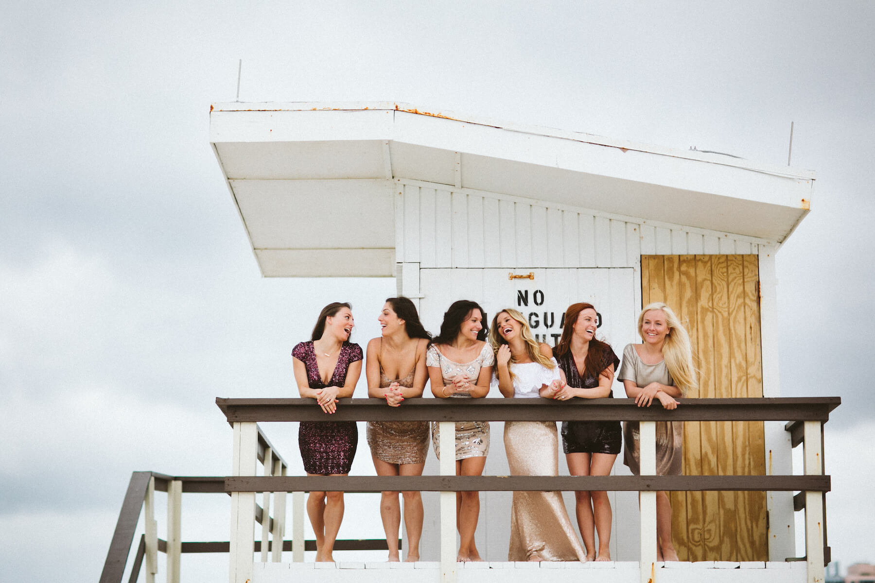 Bachelorette party planning in Miami Florida
