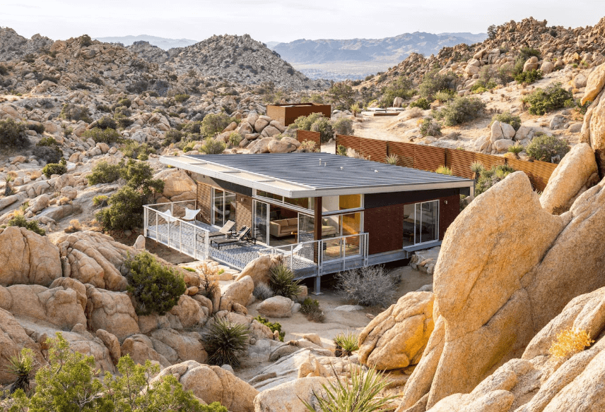 Rock Reach Airbnb Palm Springs
