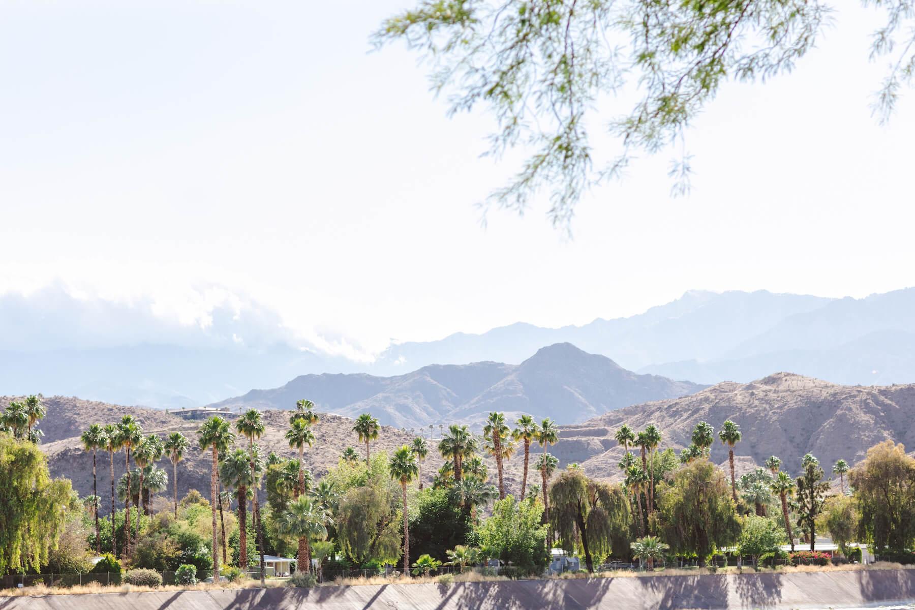 Palm Springs California United States Spring Break