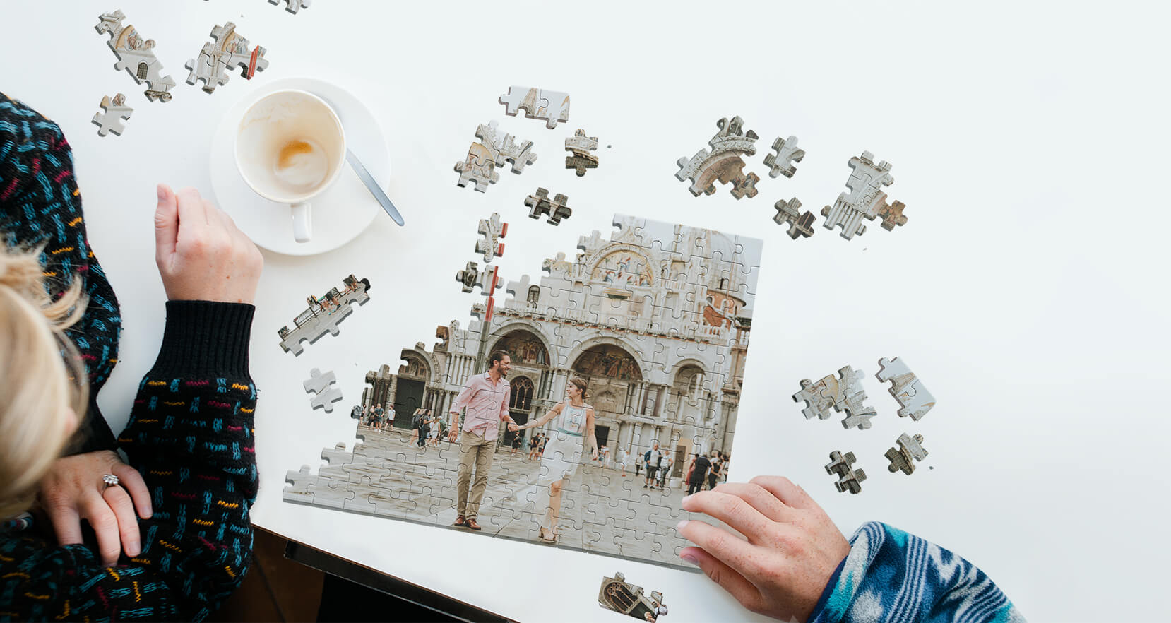 Why Puzzles are the perfect activity for home
