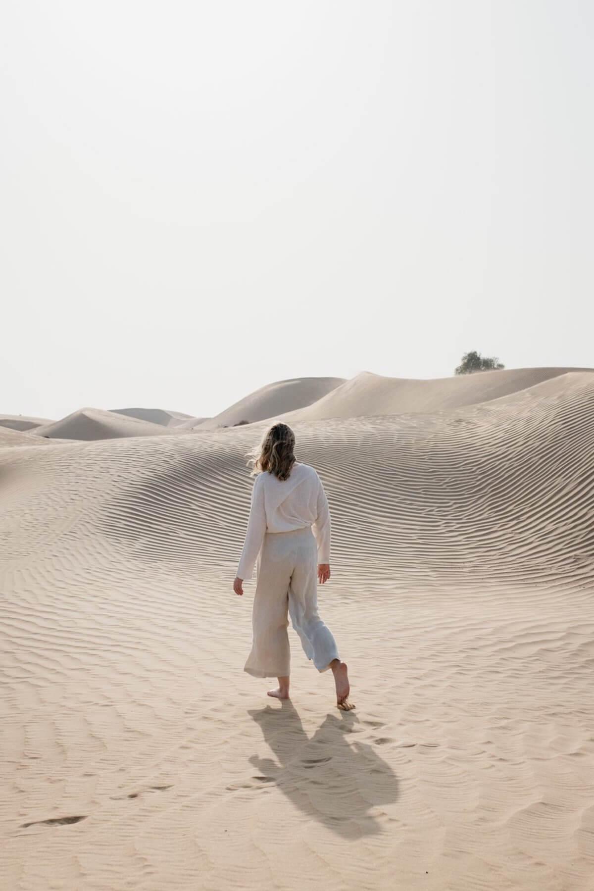 Solo female traveller international women's day Dubai