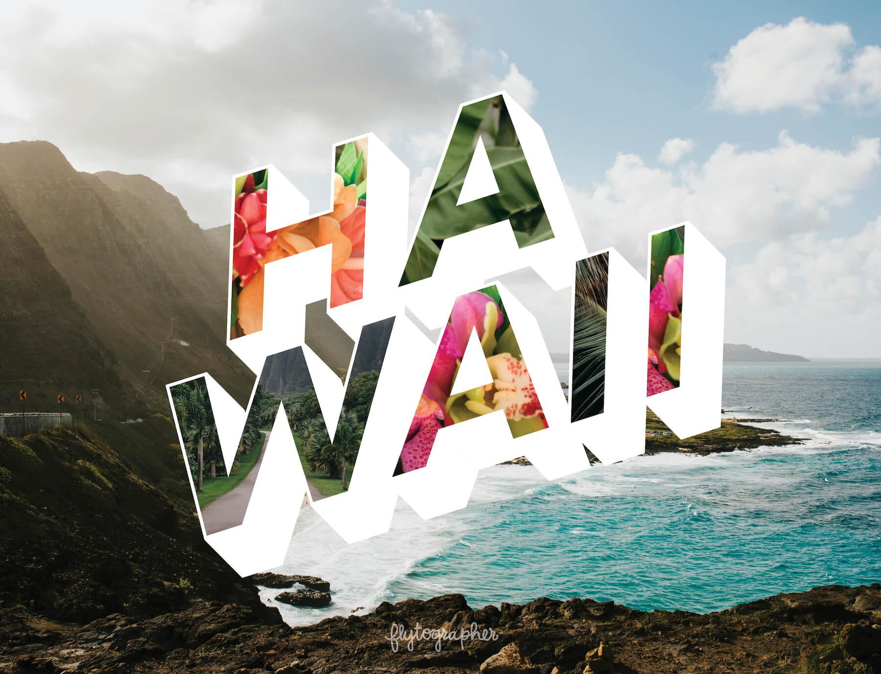 Hawaii city puzzle