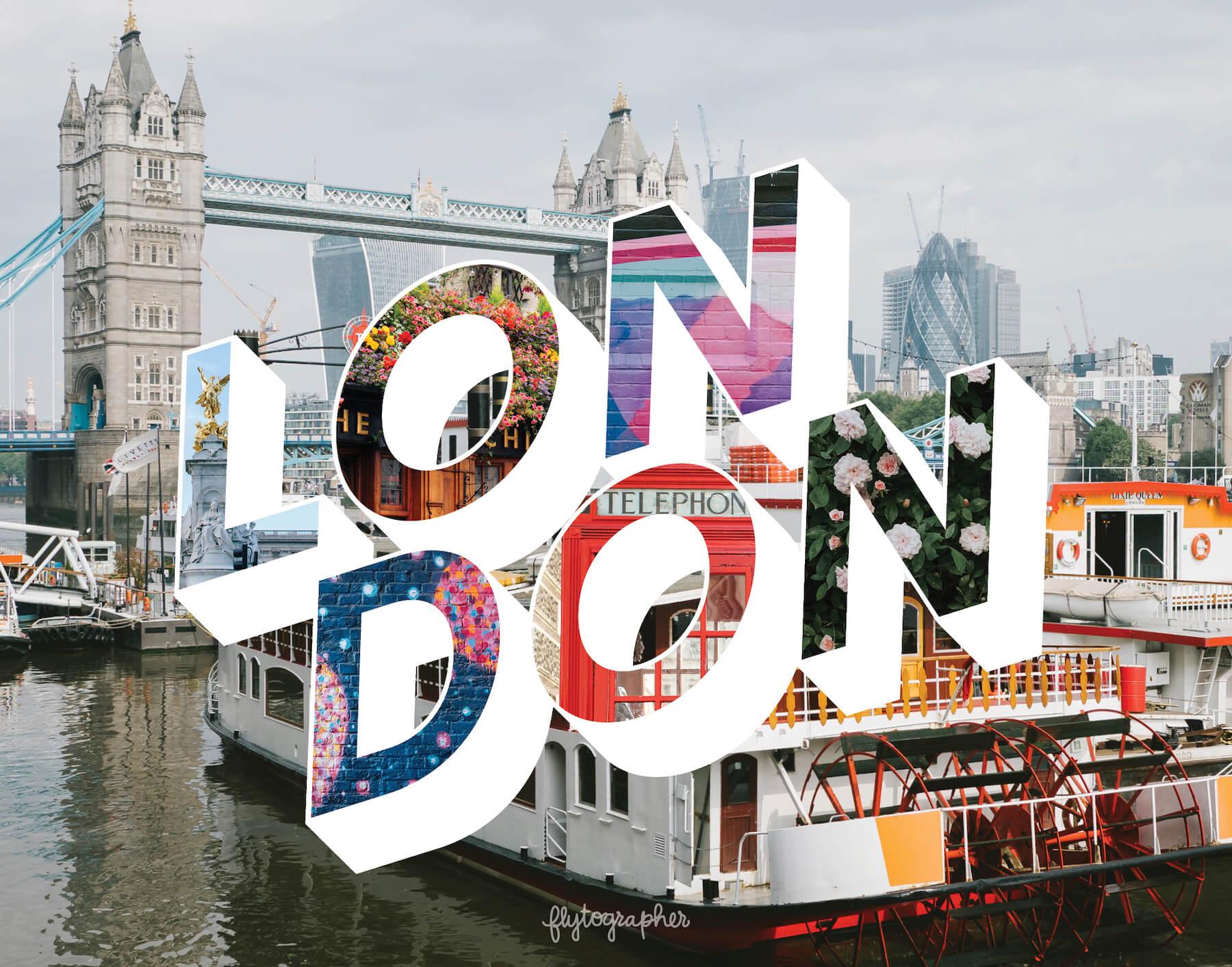 London city puzzle