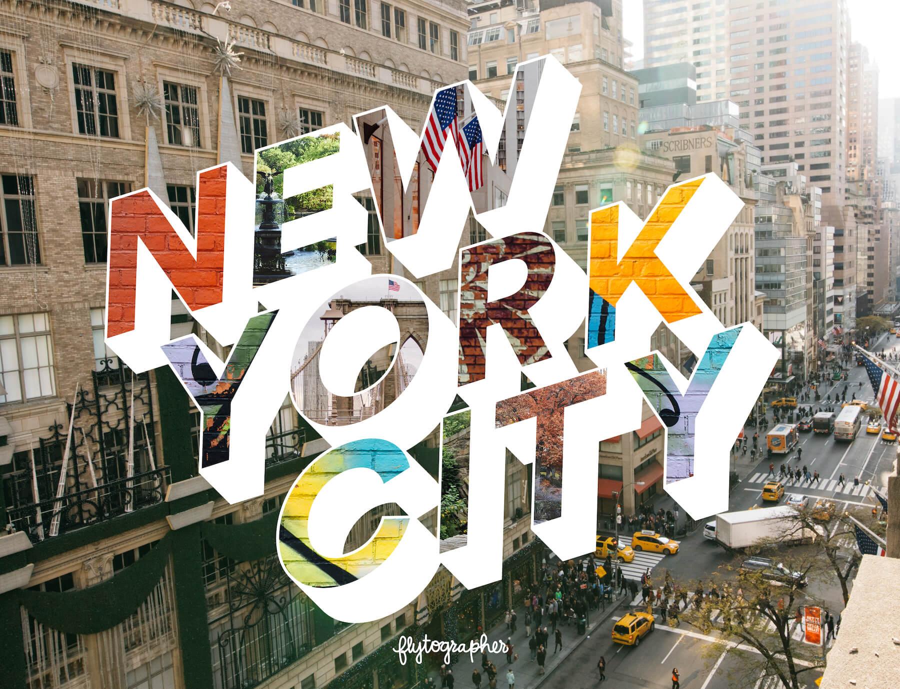 New York City city puzzle