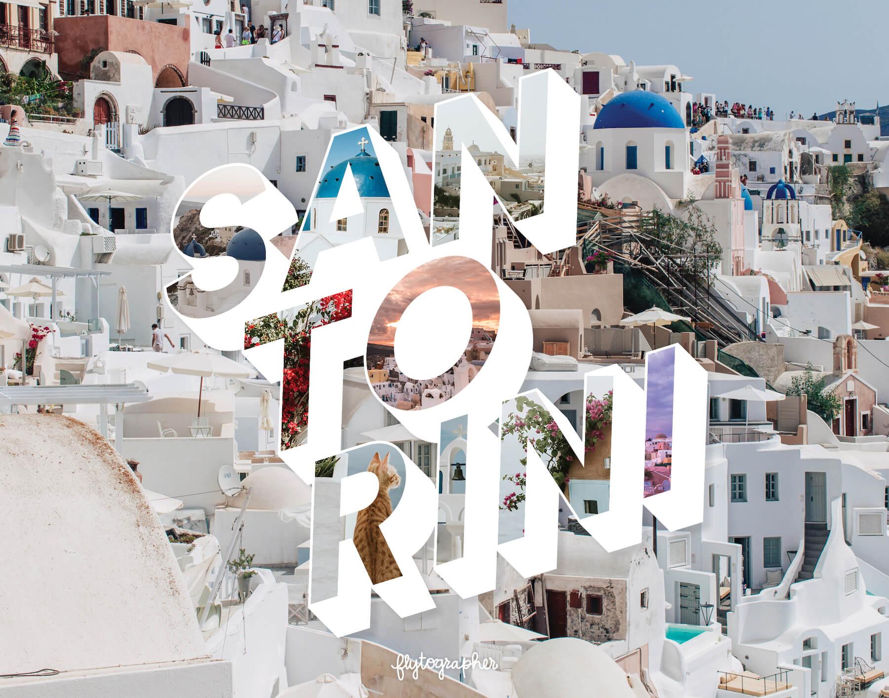 Santorini city puzzle