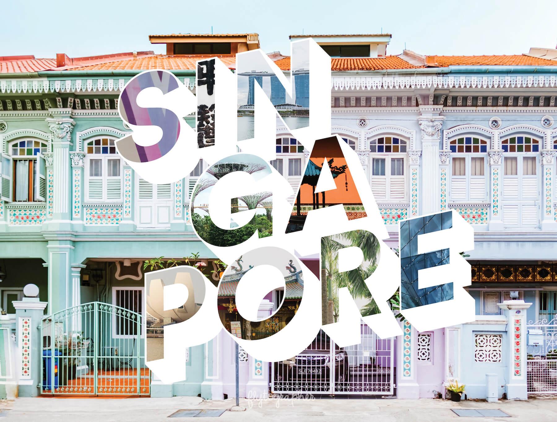 Singapore city puzzle