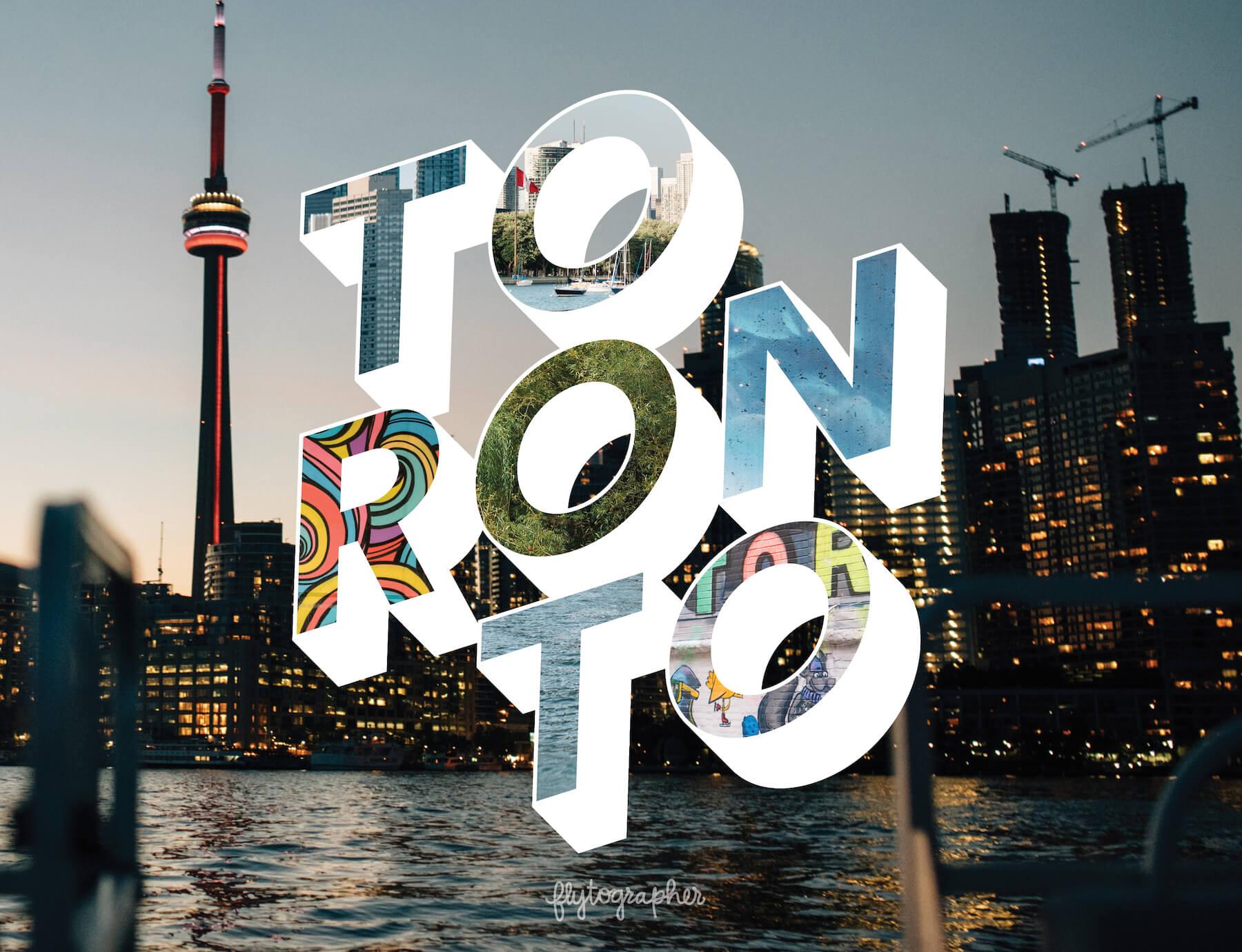 Toronto city puzzle