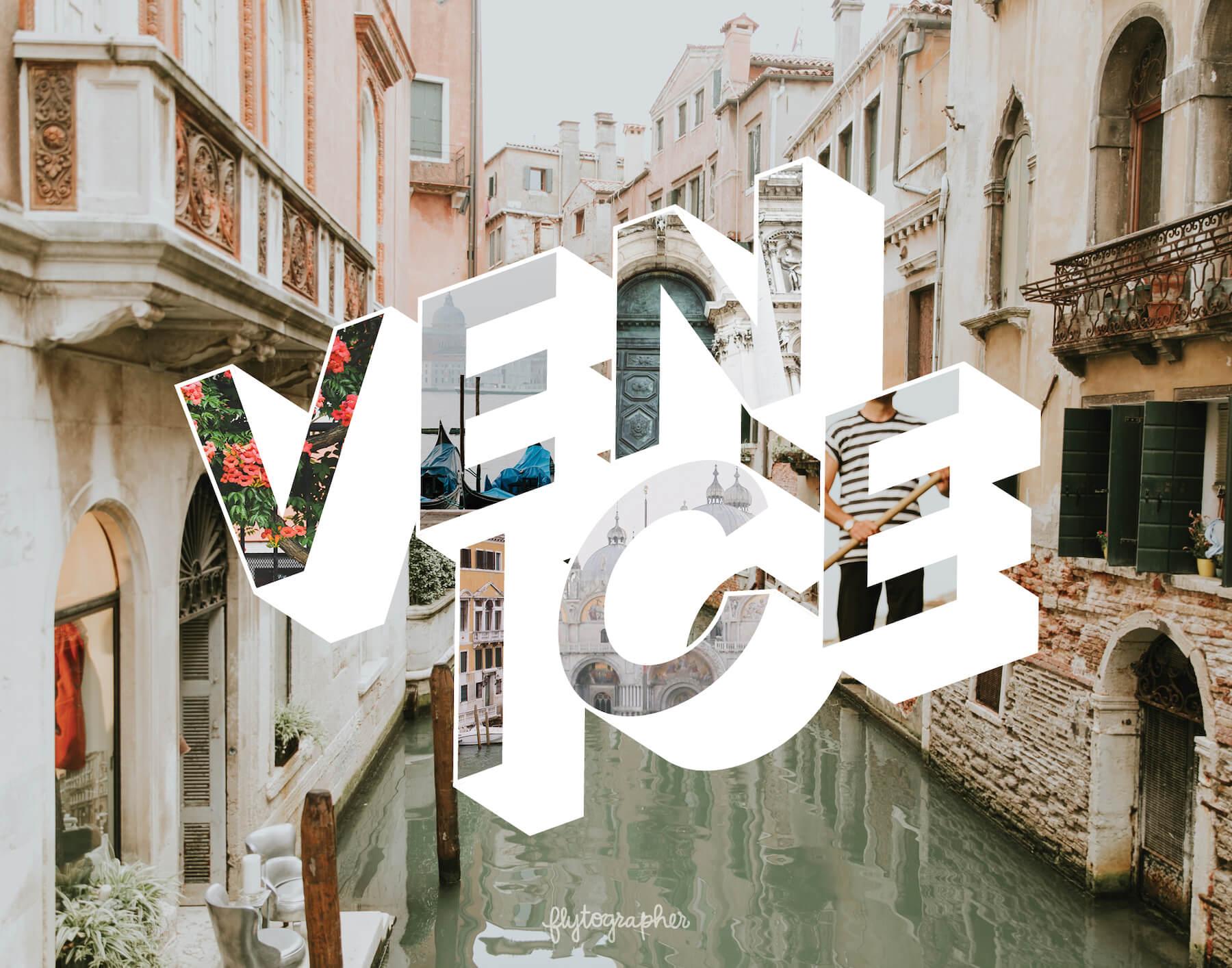 Venice city puzzle